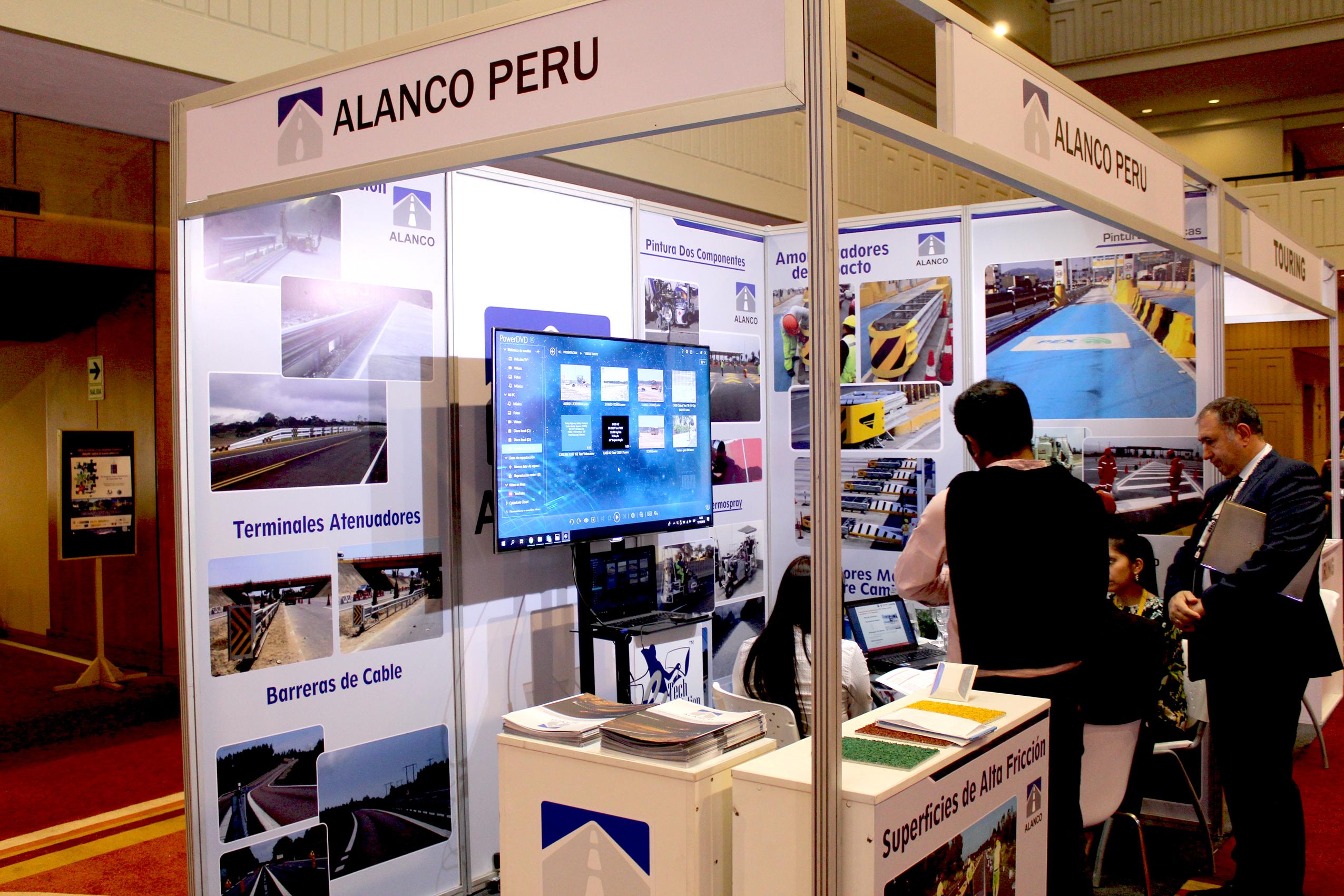 ALANCO PERU - BAJA