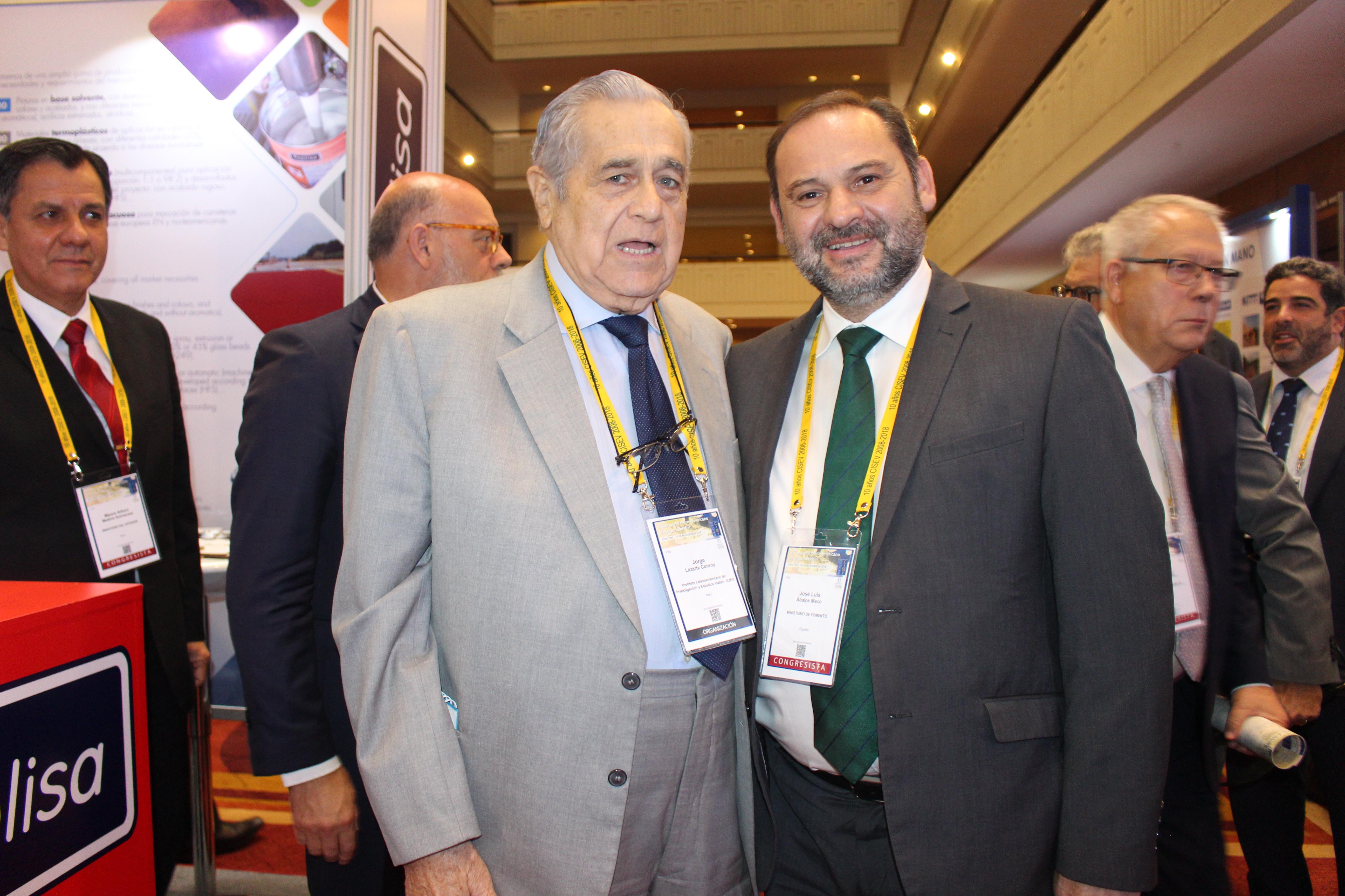Mº FOMENTO ESPAÑA VISITA STAND FAPLISA VI CISEV 16_10_2018 (1)