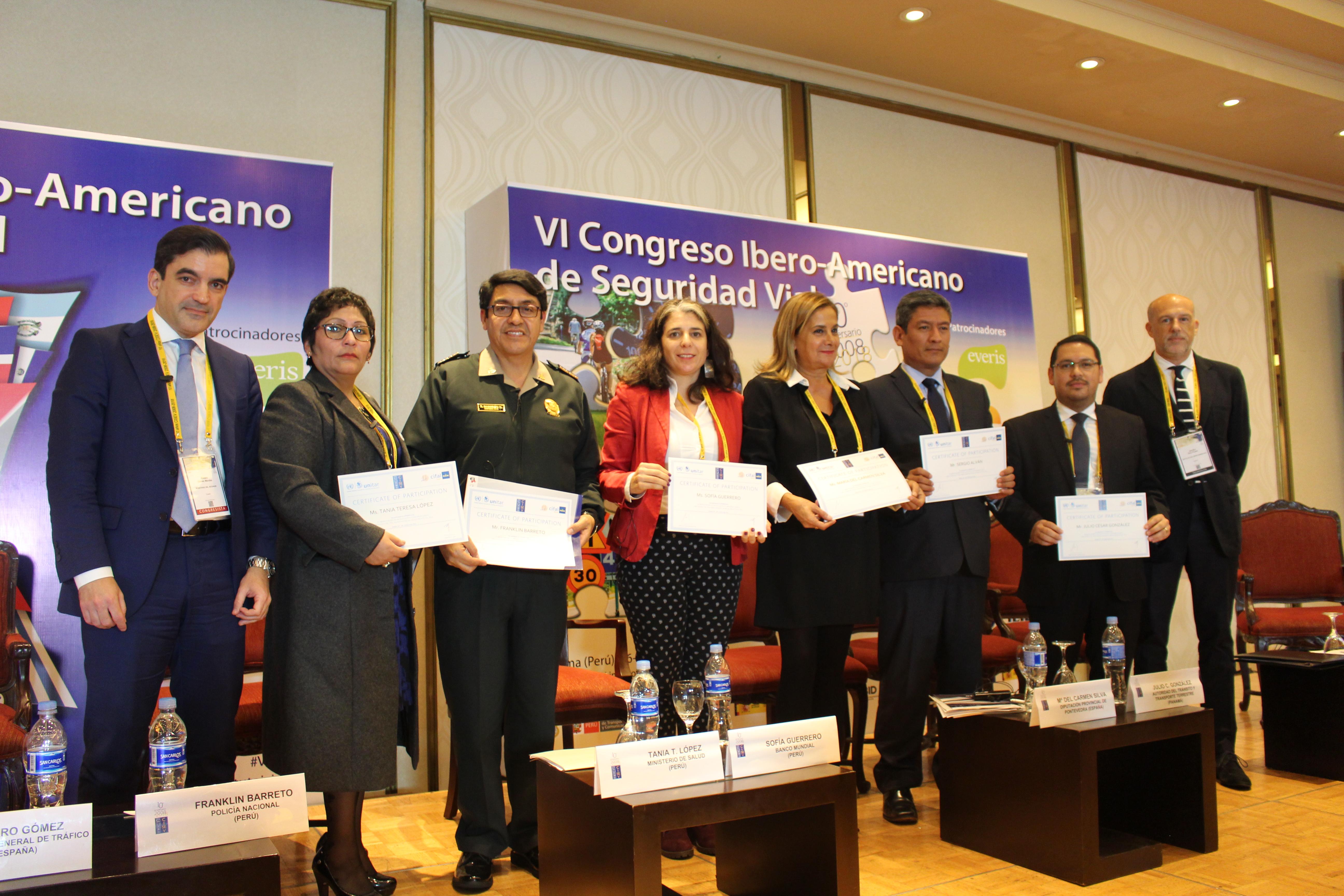 diplomas - plenaria martes VISION CERO