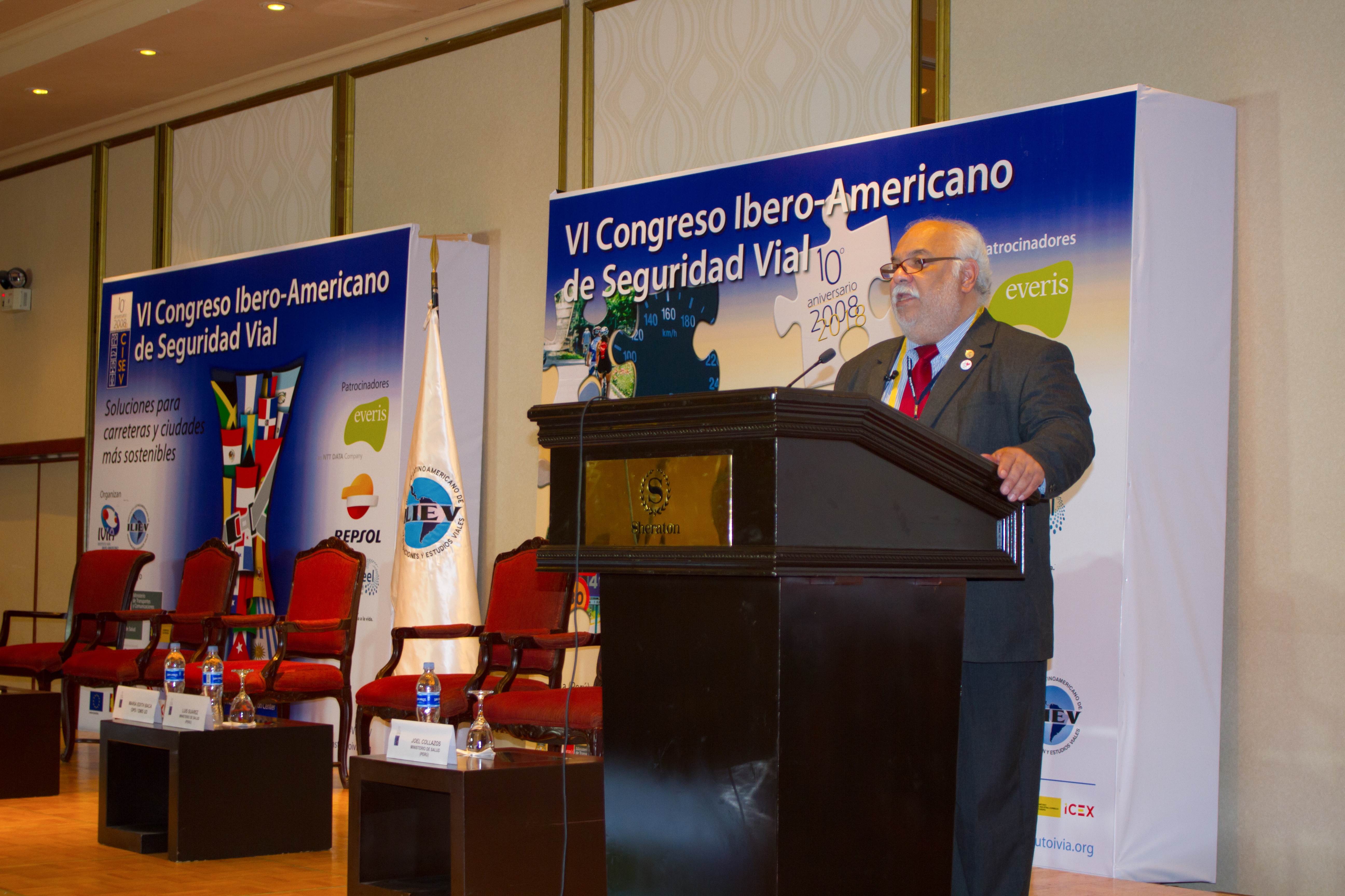 Luis Suarez - 2ª sesion plenaria miercoles